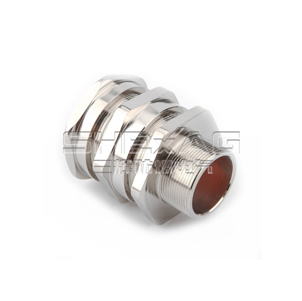 SH-BDM-13 Double Compression industrial cable glands for Non-armored Cable