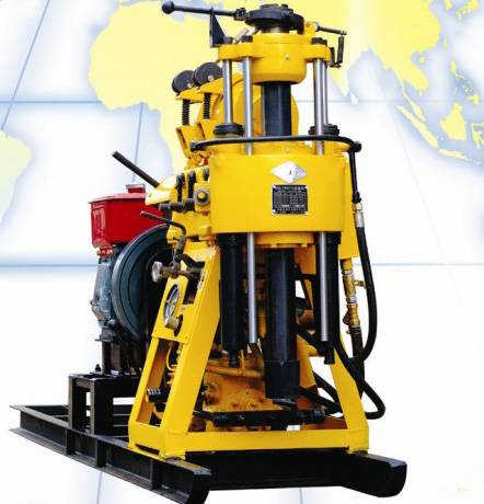 HZ-180YG high speed rock core drilling rig
