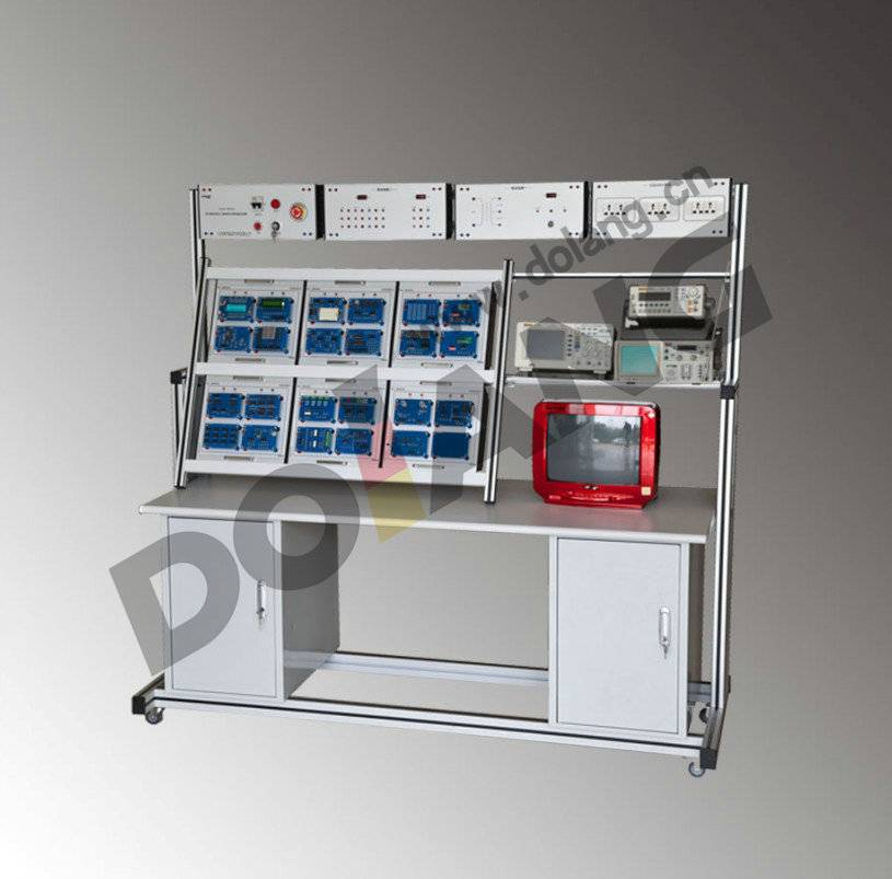 DLDS-WXD12 Radio Defugging Work Skill Training Examination Identification System