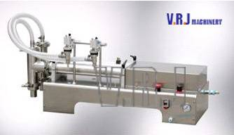VRJ--SYF Double Heads Liquid Filling Machine