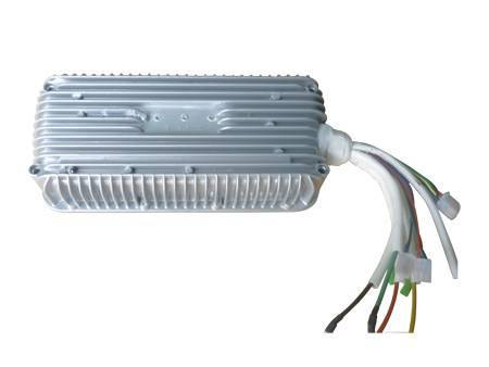 DC motor controller for electric tricycle