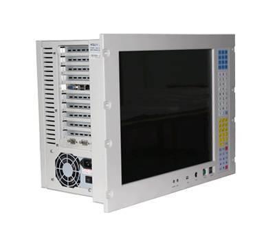 17 LCD rackmount workstation IEC-857