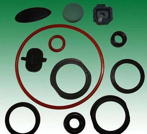 silicone rubber gaskets seal ring, membranes waterproof seals for electronic products, digital prod