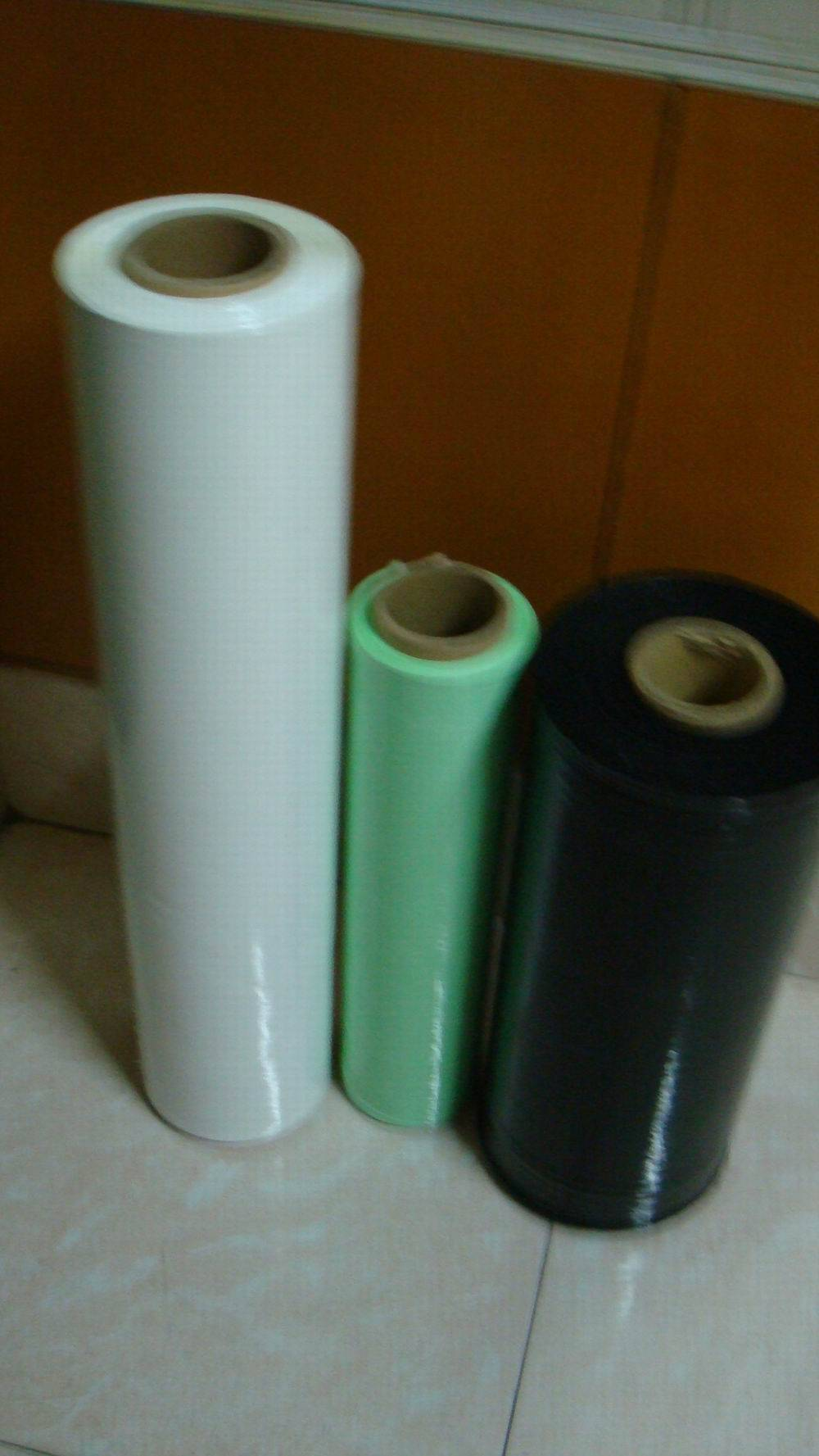 LLDPE stretch film, silage film