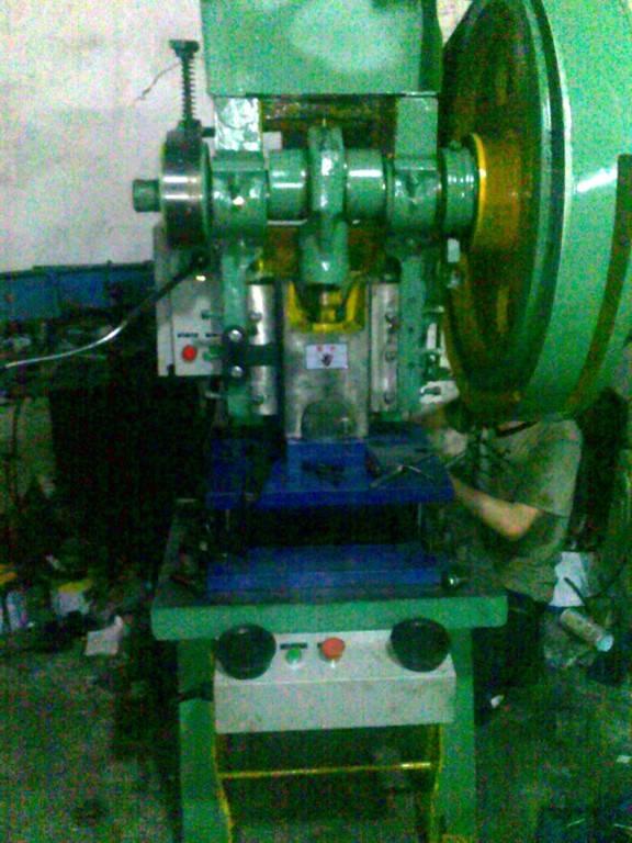 16T half floor punch press