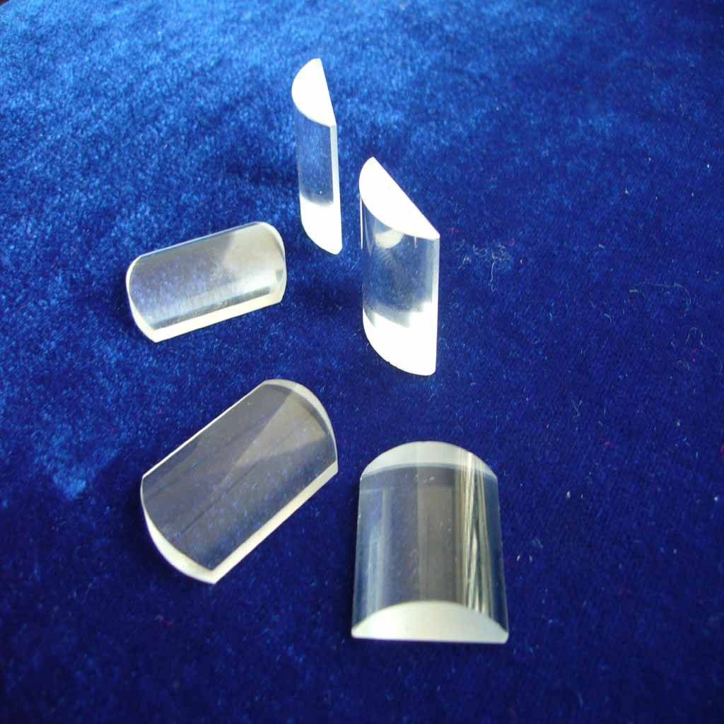 Cylindrical lenses,plano convex,plano concave,bi convex,bi concave cylindrical lenses