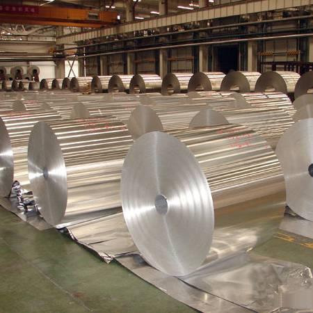 Air conditioning Aluminium Foil