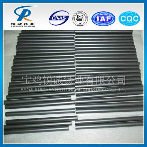 MMO Titanium Anode Bar For Electroplating