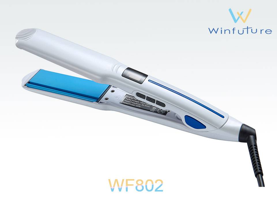 Hair Straightener, Hair Iron, Flat Iron(WF802)