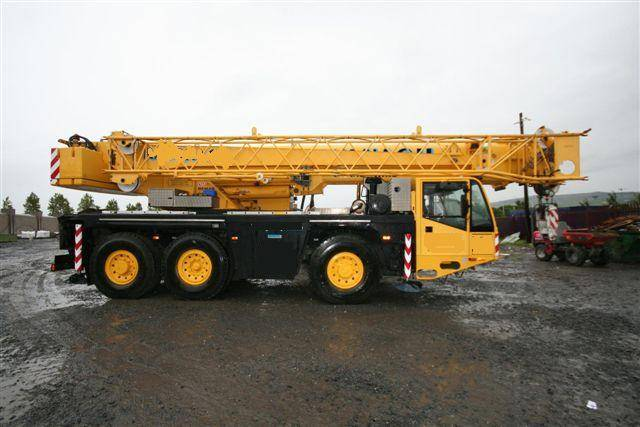 2 DEMAG AC50-1 FOR SALE EUROPE