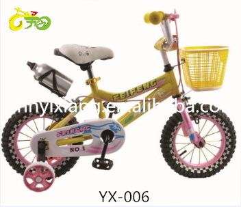 2016 New Model Children Bike,high quality kids learning bikes,outdoor sport bicycle for children