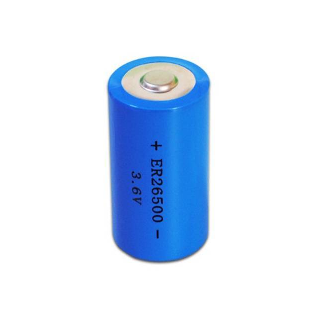 China factory supply primary C size ER26500 3.6v LiSOCl2 battery for Electricity meter,Gas meter,RFI