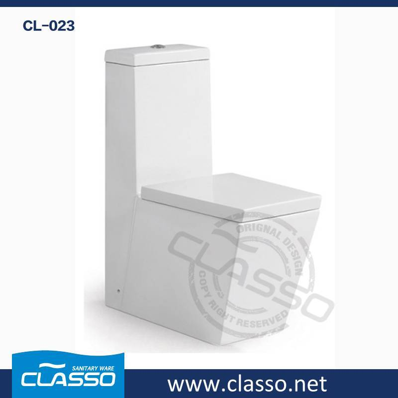 Hot sale washdown toilet new design 4-inch one piece closet CL-023