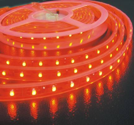 Competitive Price 9.8W SMD3528 IP65/IP67/IP68 led strip