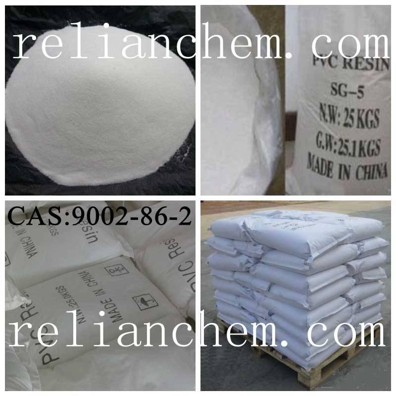 Polyvinyl chloride CAS:9002-86-2