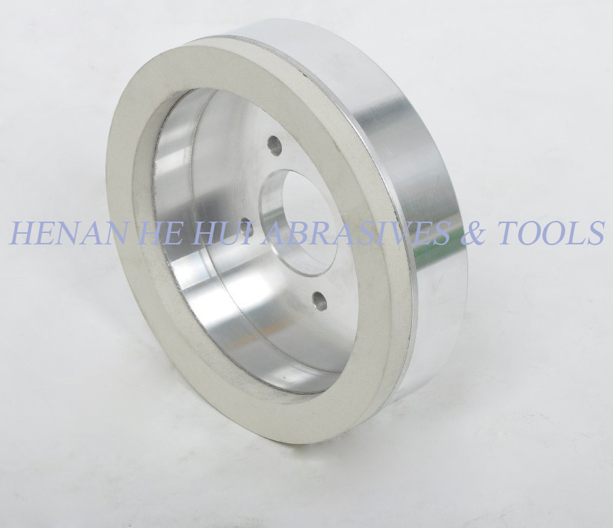 diamond grinding wheel for PCD& inserts -vitrified bond