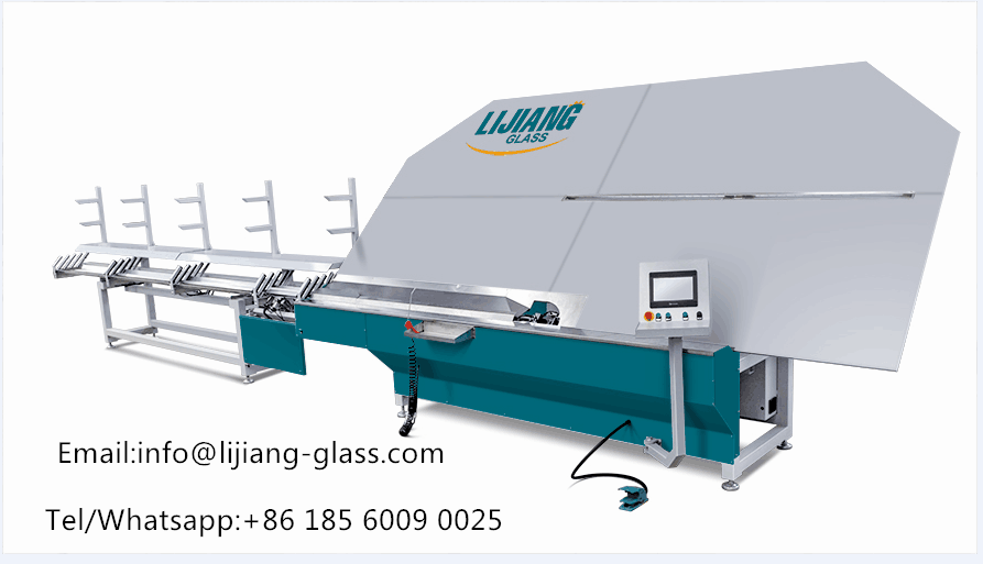 Insulating glass automatic spacer bending machine