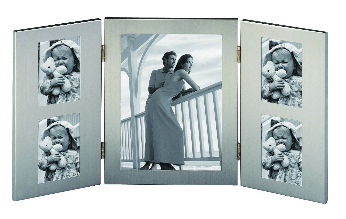 Metal Photo Frame, Available in Various Sizes, Made of Aluminum