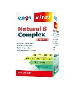 Enge® Natural B Complex