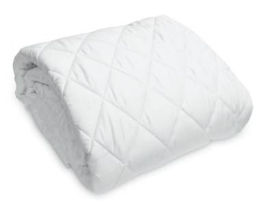Waterproof Quilted Mattress Protector (Bed Cover)