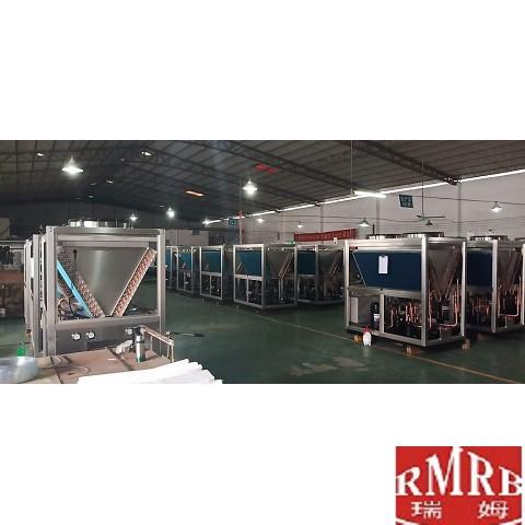 professional 105kw air source water heat pump factory price heat pump units