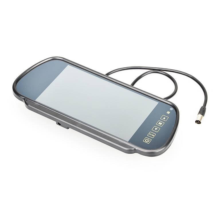 7-inch Car TFT LCD Monitor Car Back-view Monitor Inspection Camera