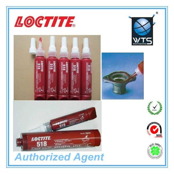 50ML--300ML Brand new LOCTITE 518 high temperature for loctite 518 equivalent anaerobic sealant