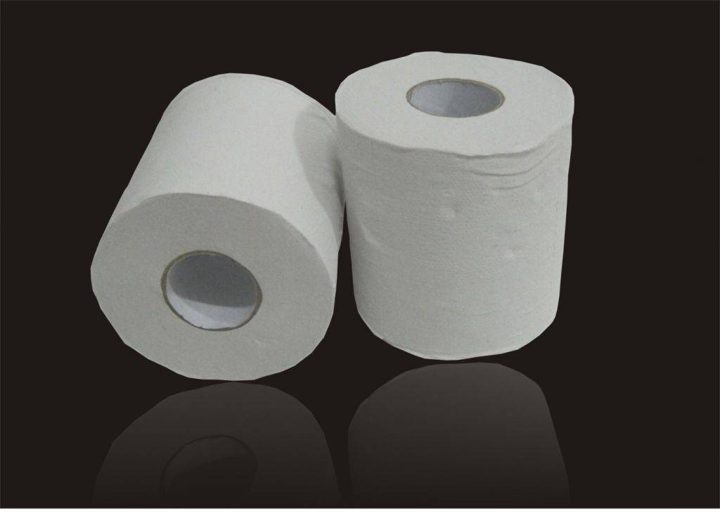 High quality tissue paper toilet or facial paper