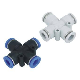 pneumatic X type quick coupling fitting connector