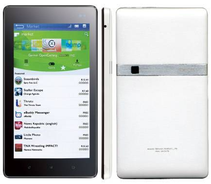 HUAWEI IDEOS S7 Slim Tablet PC Personal Computer