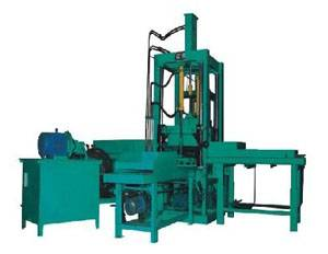 Cement (concrete) pad block Molding Machine