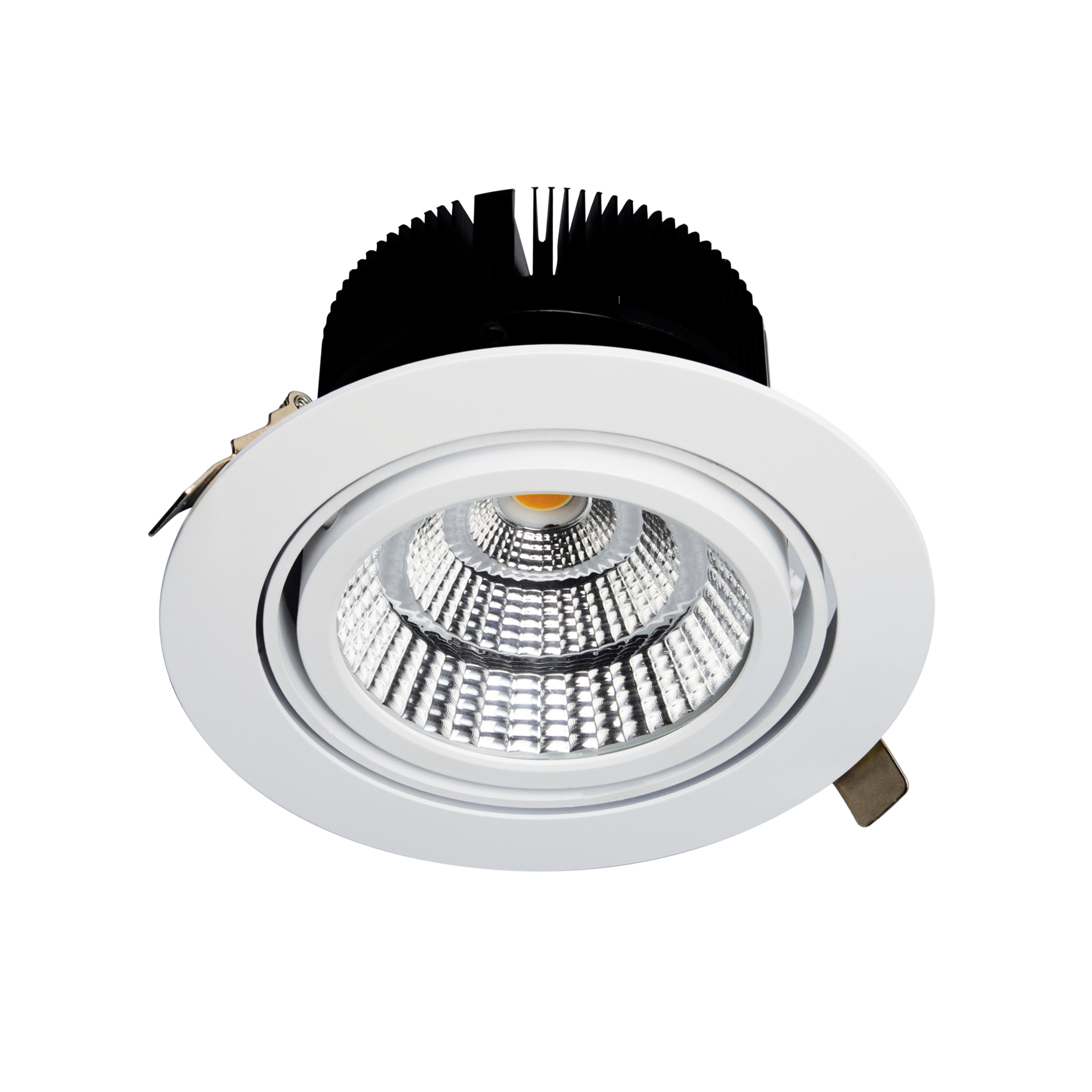Hot Sell Dimmable LED cob ceiling Downlight 35w 40W LED Downlights