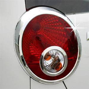 Chevrolet SPARK(Matiz) Chrome Rear lamp molding GM