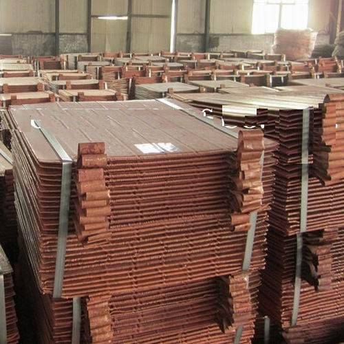 Copper Cathodes, Copper Plates, Copper Sheets, Copper Wire, Copper Coils.