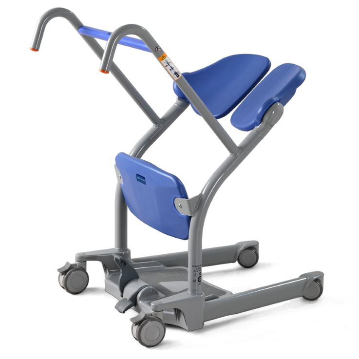 Manual Stand Aid Patient Transfer Trolley