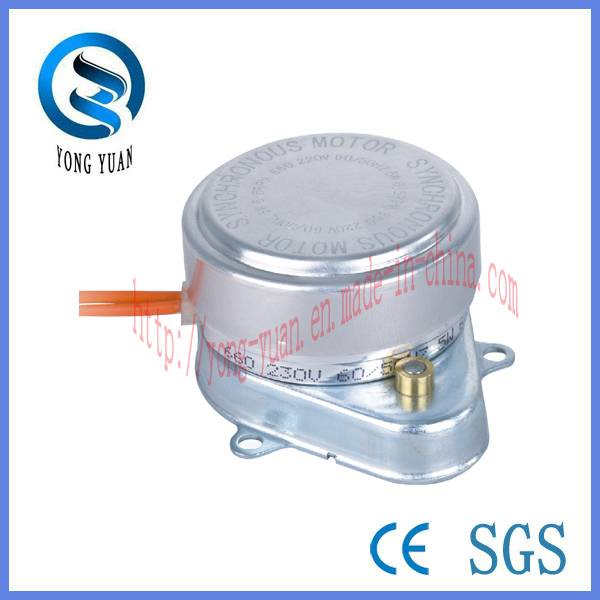 High Quality Hysteresis Synchronous Motor for Motorized Valve Actuators (SM-20-W)