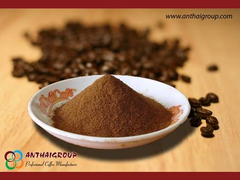 Spray Dried Instant coffee mix Perfect for Drinks