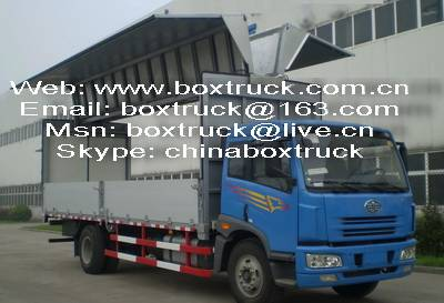 Sell Wing Opening Truck Body