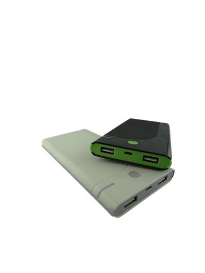 Mobile power banks for cell phone and tablets with 12000mah capacity, OEM and ODM orders are welcome