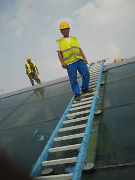 High Security Roof Walkway Factory Wholesale