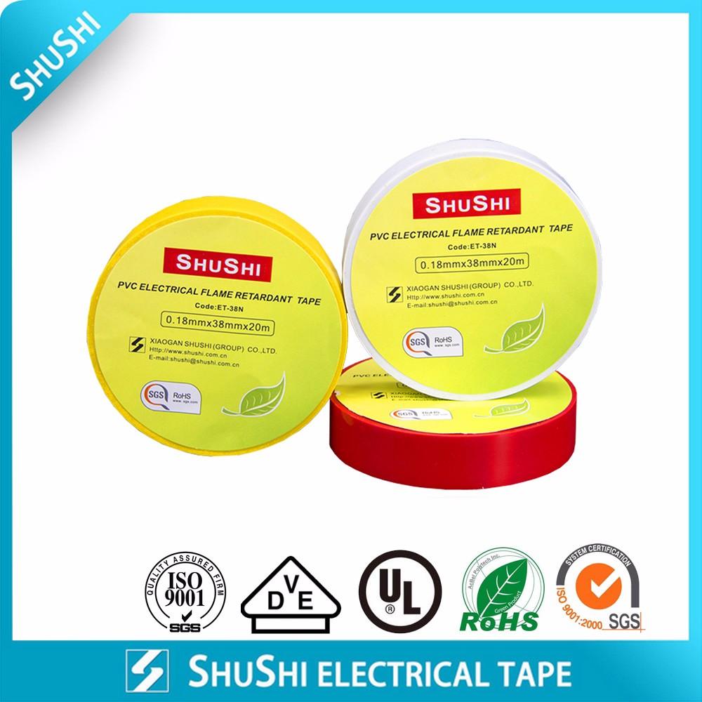 PVC Electrical Flame Retardant Tape