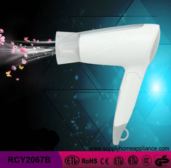 Dual Voltage Blow Dryer for Travel