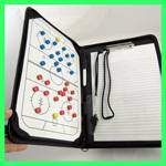 Coaching Equipments Dry Erase Board,Football/Soccer Coach Board With Magnetic -Soccer Ice Hockey