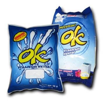 Large scale washing powder OEM/ODM manufacturer