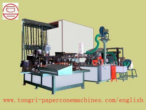 QZD-68 automatic paper cone production line