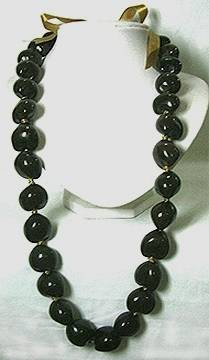 Kukui Nut Necklace-Grade A