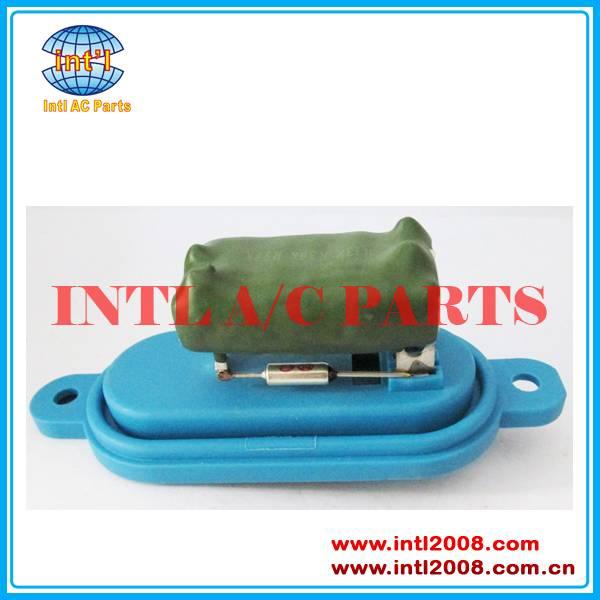 Heater fan Fiat Ducato blower motor resistor 1306600080
