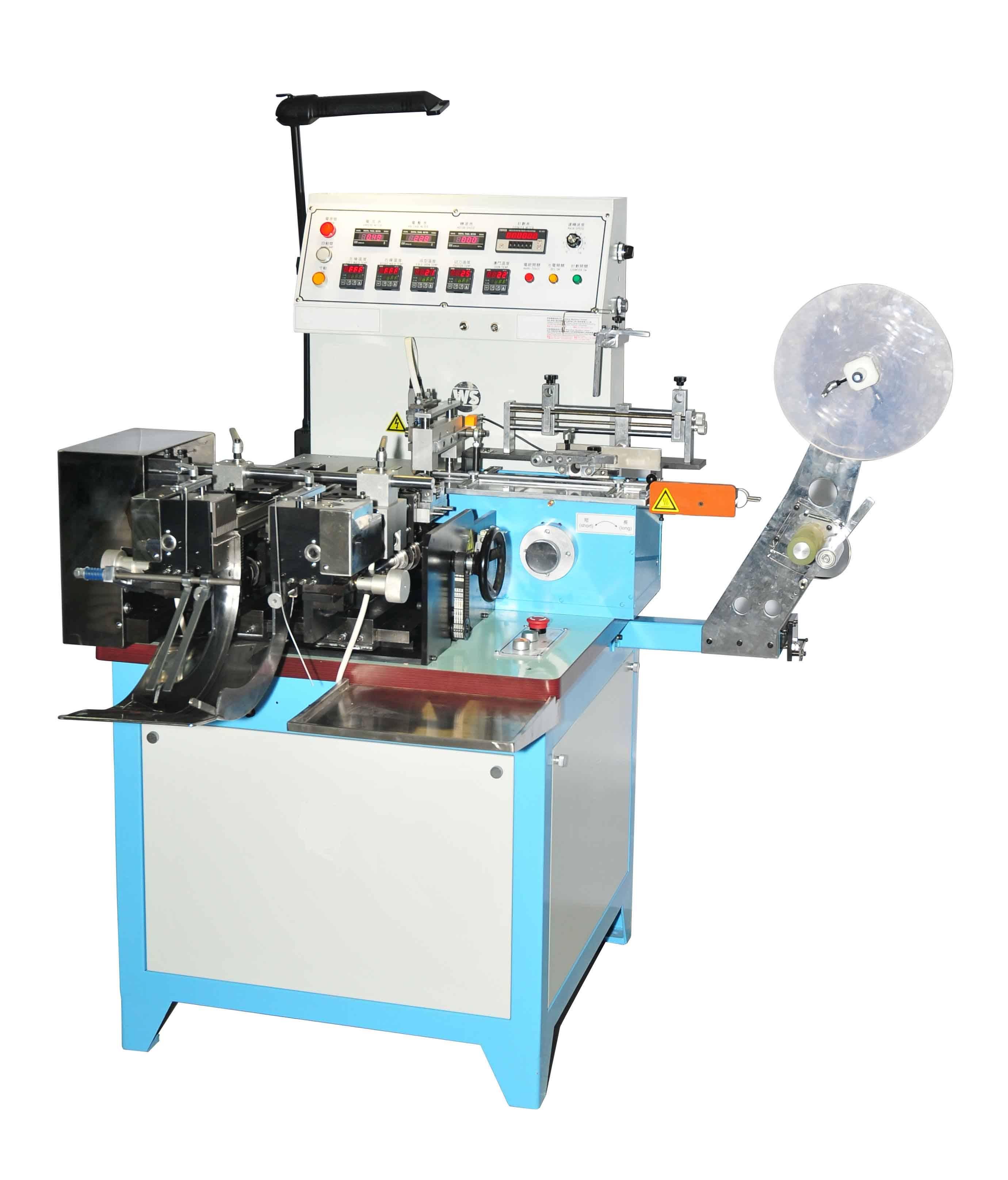 Multi-Function Label Cutting & Folding Machine (HY-586S)