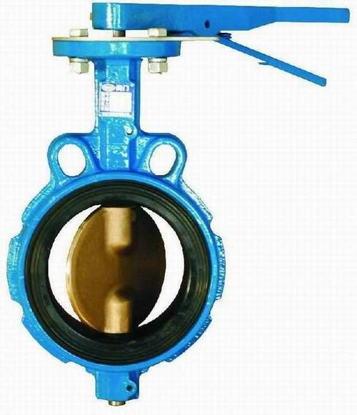A series 2''-12'' WAFER butterfly valve