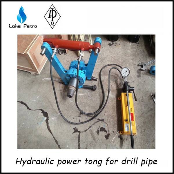 Good Price Drill Pipe Break Out Power Tong For HDD Well